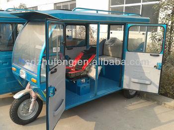 Electric Auto rickshaw --- urban star