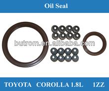 Rear crankshaft oil seal for toyota corolla 1zz 90311-76001