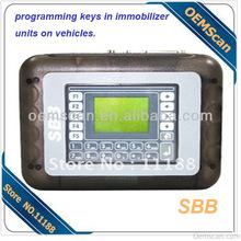 SBB Key Programmer V33 New IMMOBILISER