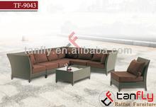 living room furniture purple recliner luxury rattan sofa set