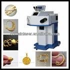 180W Diamond Earrings Laser Welding Machine with CE