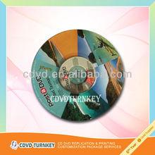 2014 hot sale customized high quality 12cm cd replication