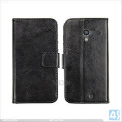 For Moto X case, flip leather case for Motorola Moto X Phone