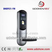 Home biometric locks and security fingerprint password DH-8931