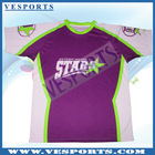 Digital sublimation printing tee shirt