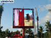 P20 full color led display outdoor used with CE, ROHS, FCC, ISO9001