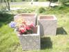 ceramic glazed outdoor planters ceramic colourful plant pots