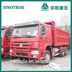 sinotruk hot selling 336hp howo 6*4 dump Truck