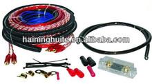 4 Gauge ANL Amplifier Kit+RCA/Car Audio Cable