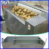 Stainless steel automatic potata carrot washing machine