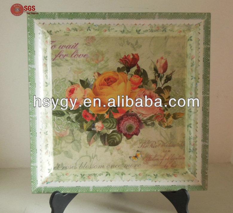 2014 new design tray