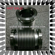 stainless steel 304/316 corrugated flexible metal hose