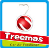2014 new style air freshener car perfume for promotion
