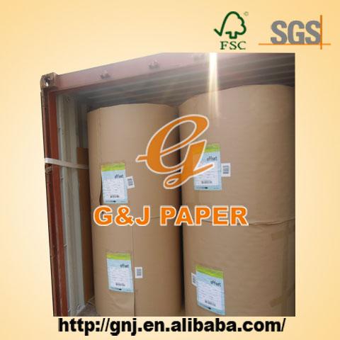 45474848.8แกรมกระดาษหนังสือพิมพ์รีลกระดาษ