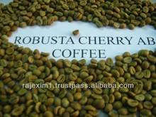 esportatori di chicchi di caffè robusta