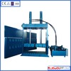 High Yield Vertical scrap tire baler recycling machine