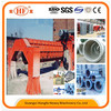 Steel bar reinforced concrete pipe making machine,cement pipe making machine