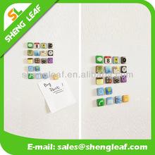 2015 Soft PVC rubber promotional 3d Fridge Magnet