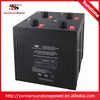 Sealed 2v 1300ah Deep cycle battery for home power system