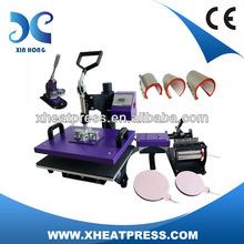 Multipurpose T Shirt Mug Cap Printing Machine