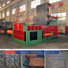 Quality guarantee hydraulic automabiles waste scrap baler machine