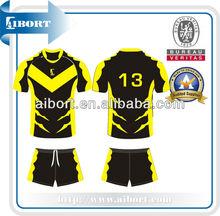 OEM Service Football Training Jersey, Blank Soccer Uniform