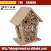 Hot Selling wooden insect house FSC made in China