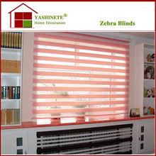 Polyester Zebra/Rainbow Blinds