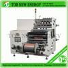 Lithium battery assemble line equipment high speed slitting/slitter machine