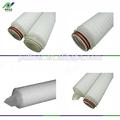 0.1um pp plissado industrial filtrodeágua