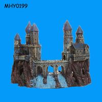 Wizard magic special design resin Miniature Castle