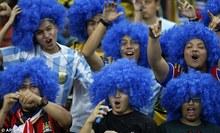 Soccer/football fans wigs hair/party wigs hair