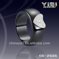 homem sexo com animais foto forever amor anel de cerâmica preta de cerâmica do diamante anel de casamento