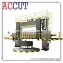 ACCUT CNC VTL Vertical Turret Lathe Machine CK52160 Heavy Duty Vertical Cutting Machine
