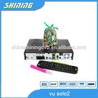 vu solo 2 receiver Vu+ solo2 vu HD receiver twin tuner