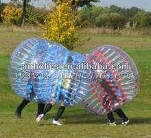 1.2m or 1.5m bumper balls, zorb balls, bumper soccer W1021