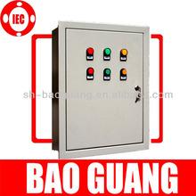 low voltage power distribution control panel