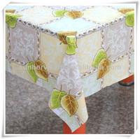 Cottton Oriental Jacquard Tablecloth