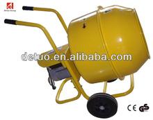 hot sale hand push concrete mixer EU Standard 140L portable cement mixer electric engine concrete mixer