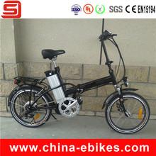 alluminum alloy 36v electric bike folding(JSE12)