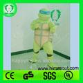 la norma en hi 71 divertido pieles de dibujos animados teenage mutant ninja turtles traje de la mascota