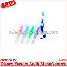 Disney factory audit manufacturer's light pen 143021