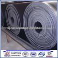 Alta calidad de la cinta transportadora de goma cubierta de la correa