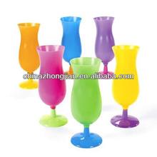 NEON HURRICANE PLASTIC GLASSES/LUAU CUPS/Bar Beach Party
