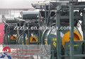 la escalera de mortero mezclador de hormigón de la máquina
