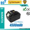 Makita Replacement Battery 18V 4500mah High Capacity Lithium-Ion replica BL1845