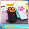 3d Cell Phone Silicone Case for Iphone5/5s