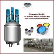 JCT automotive paint toner production equipment