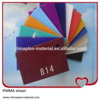 chemical resistant black polystyrene sheet