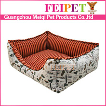 Fashion pet bed washable bed dog for sale